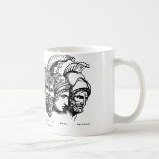 Heroes of the Trojan War - Ancient Greek mug