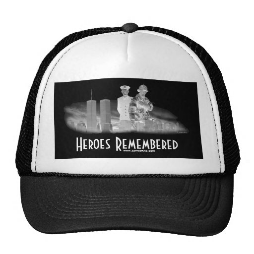 Heroes Remembered Trucker Hat