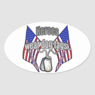 Heroes wear dog tags 2