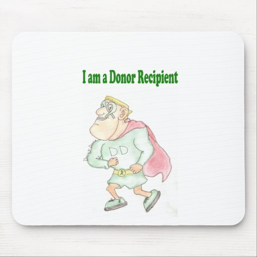 heroguy2 mouse pad
