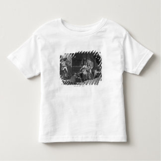 Heroic courage of a woman facing Vendean robbers Toddler T-shirt