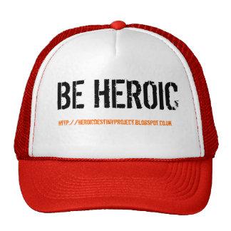 Heroic Destiny Project Baseball cap, Heroic Hat