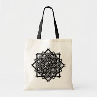 Heroic Octa Glyph Budget Tote Bag