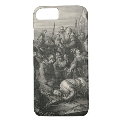 Heroic Sacrifice of Arnold von Winkelried Swiss iPhone 8/7 Case