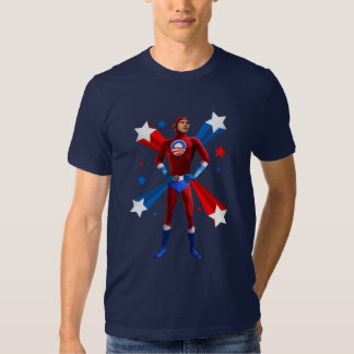 Heroic Stance Tee Shirt