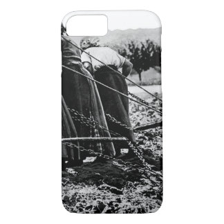 Heroic Women of France. Hitched_War image iPhone 7 Case