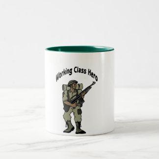 Heroics Two-Tone Coffee Mug