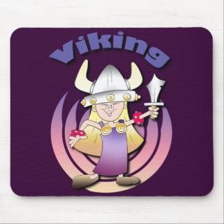 Heroína de Viking Tapete De Ratones