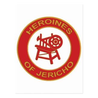 Heroínas de Jericó Postales