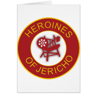 Heroines of Jericho Cards