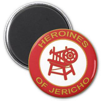 Heroines of Jericho Fridge Magnets