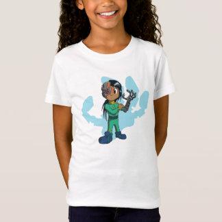 Heroines - Sky T-Shirt