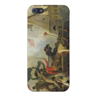 Heroism of the Crew of 'Le Vengeur du Peuple' Cases For iPhone 5