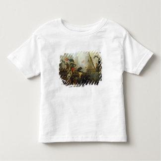 Heroism of the Crew of 'Le Vengeur du Peuple' Toddler T-shirt