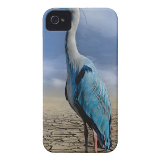 heron-684 iPhone 4 Case-Mate protectores