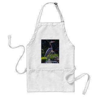 heron adult apron
