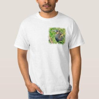 Heron B Watercolor Shirt