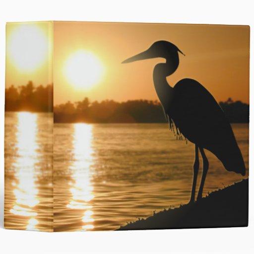 Heron binder-2 inch