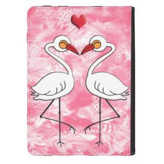 Heron Birds In Love Kindle Case