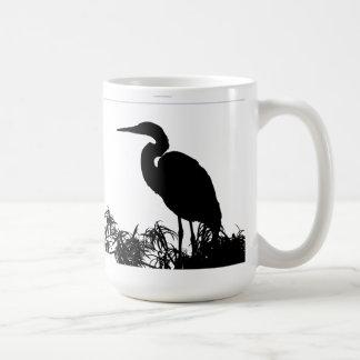 Heron Birds Mug
