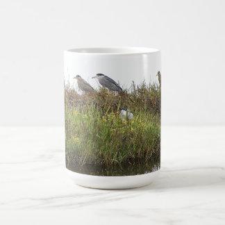 Heron Birds Wildlife Animals Coffee Mug