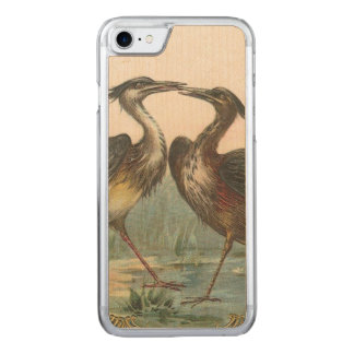 Heron Carved iPhone 8/7 Case