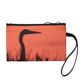 heron change purse