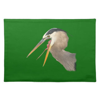 Heron Exposure Placemat