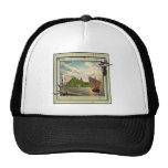 heron hats