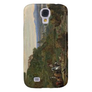 Heron Hawking Below Stirling Castle c1690 Galaxy S4 Case