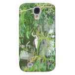 Heron iPhone 3G case Samsung Galaxy S4 Cover