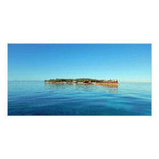 Heron Island, Australia Card