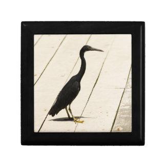 Heron Jewelry Box