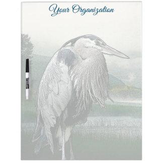 Heron Lake Dry-Erase Board