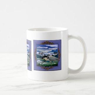 Heron lake mugs