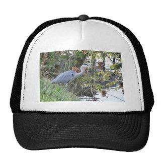 Heron Mesh Hat