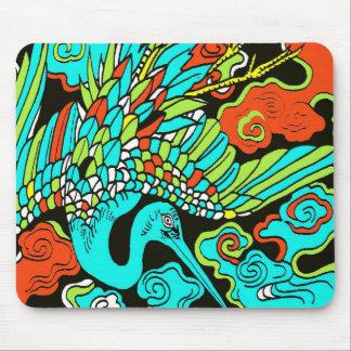 Heron Mouse Pad