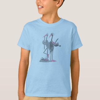 heron musicians T-Shirt