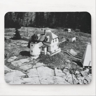 Heron Neck Lighthouse Mouse Pad