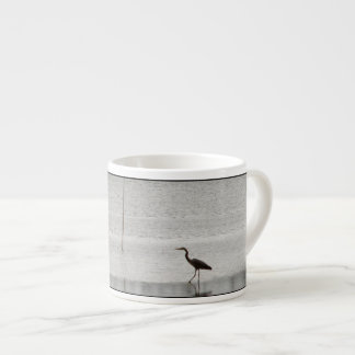 Heron Party Espresso Mug