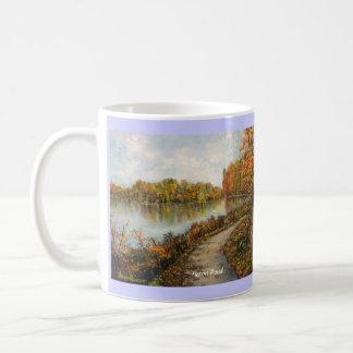Heron Pond Coffee Mug
