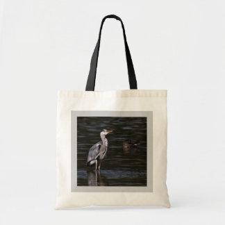 Heron Portrait Bag
