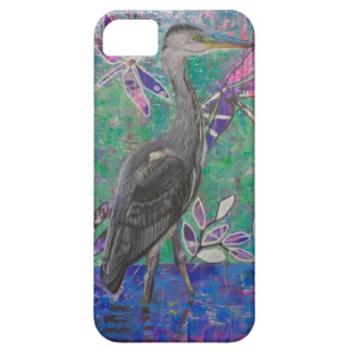 Heron Stands in the Dee iPhone SE/5/5s Case