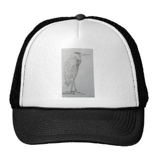 Heron Trucker Hats