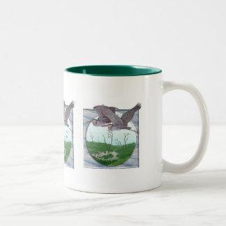 Herons Coffee Mug