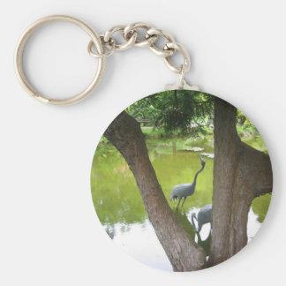 Herons Keychain