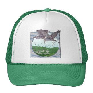 Herons Mesh Hats