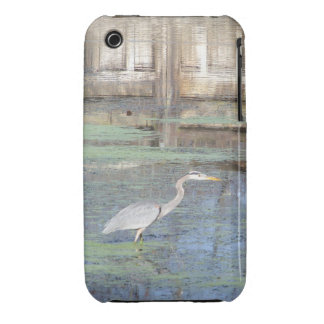 Herons of the Canal iPhone 3G/3GS Barely There iPhone 3 Cover
