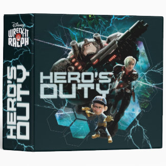 Hero's Duty 1 Binder