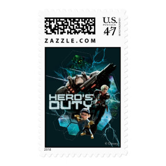 Hero's Duty 1 Postage Stamp